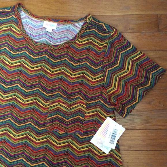 df2f214835bf LuLaRoe Dresses | Rainbow Striped Carly Swing Dress | Poshmark